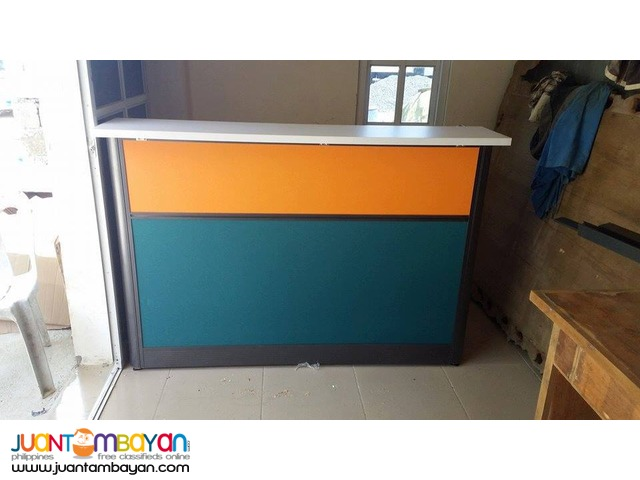 Done Two toned Full fabric Partition
