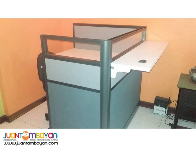 Reception Counter Office Partition