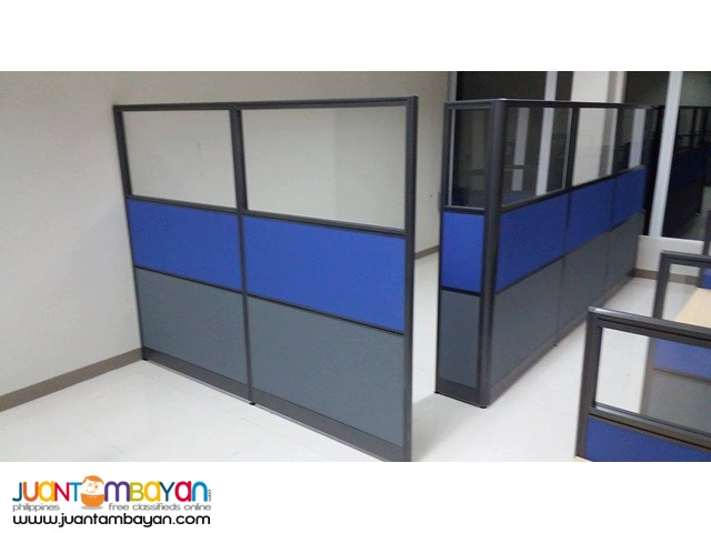 Costumize Office Partition from JVSG
