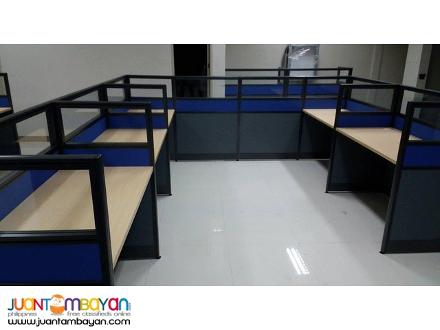 -Workstation Office Cubicles