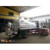 6 Wheeler Water Truck 4m³