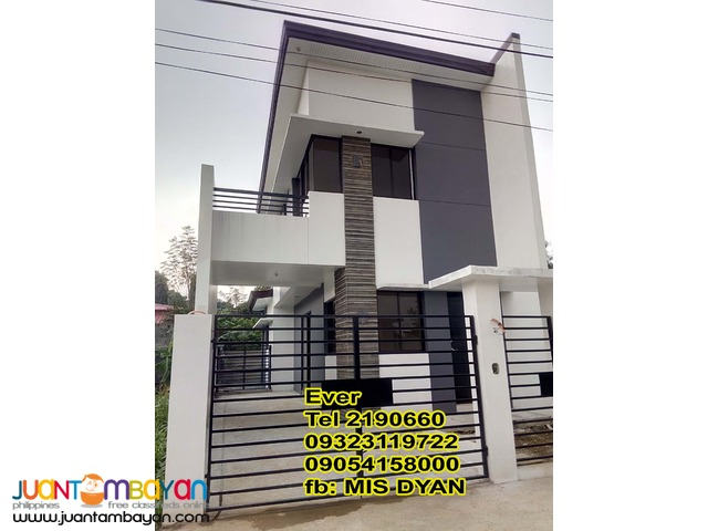 House n Lot for Sale in Ampid near SM SanMateo Placid Homes Greenland