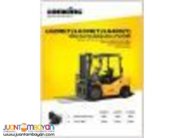 Forklift Diesel  LG30DT