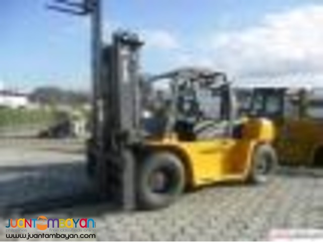 LG100DT Diesel Forklift