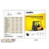 Forklift Diesel LG20DT