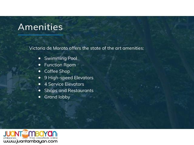 Condo Unit in Quezon City near Trinoma & SM North Edsa