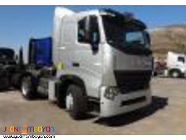 6 Wheeler HOWO-A7 Tractor Head, 380HP euro 4