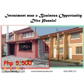 Townhouse Guiguinto Bulacan for Php 5,500 monthly