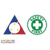 One (1) Day DOLE Safety Training/Seminar