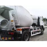 6 Wheeler C5B Huang He Mixer Truck