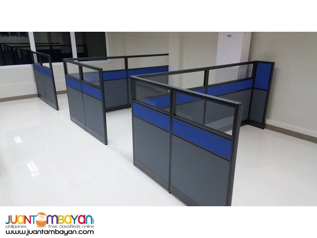 Two-toned Finish Product Office Partition