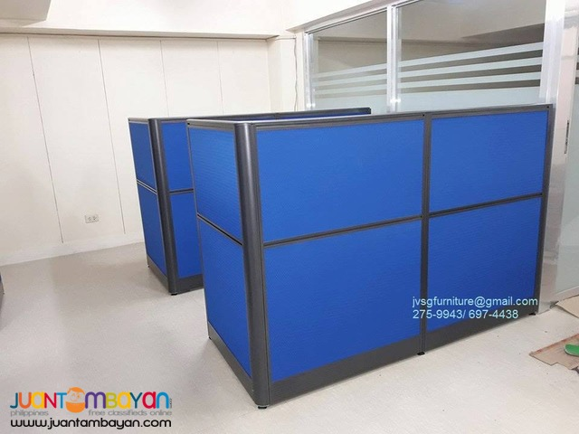 Cubicles Partition done install