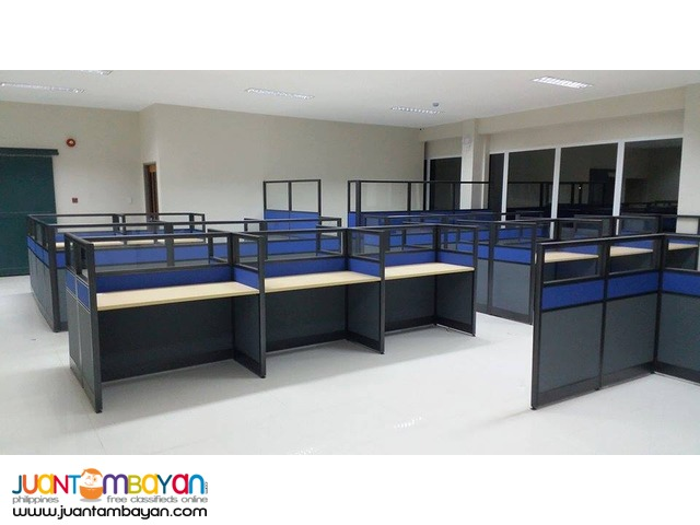 Office Cubicles with Costumize