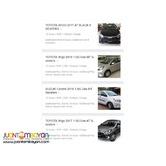Alphabet Tacloban City Rent-A-Car