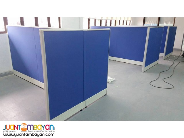 New Office Partition done install