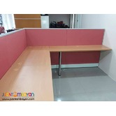 Finish Product Modular Partitions and Furniture by JVSG
