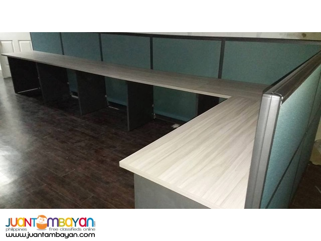 Costumized Office Table from JVSG