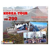 6D5N Korea Tour Package