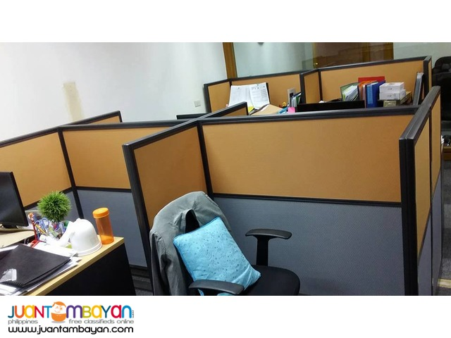 Office Costumized Workstation from JVSG
