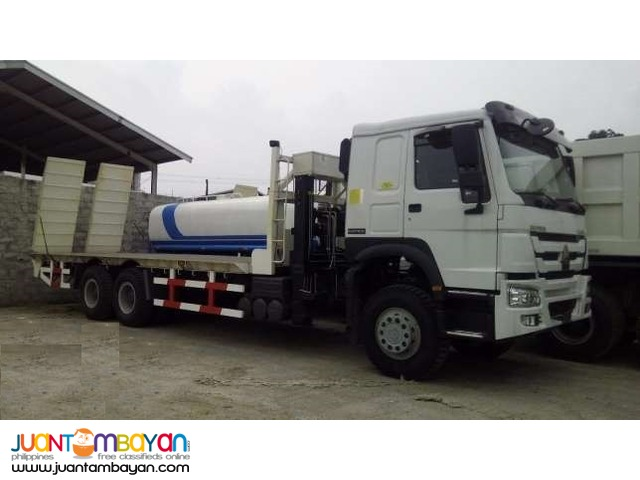 Howo 10 wheeler self loading euro IV