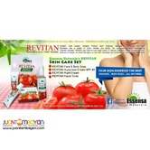 Revitan facial & skin care set