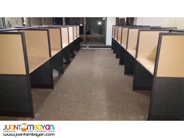 Call Center series office furniture by JVSG