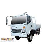 howo cargo truck 4 wheeler