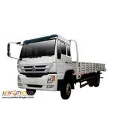 howo cargo truck 6 wheeler