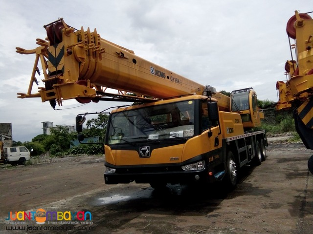 QY25K-II Tower Crane zoomlion