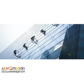 Mid-Rise and High-Rise Window Cleaning Services
