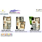 TAFT EAST GATE STUDIO TYPE CONDO UNIT IN MABOLO, CEBU CITY