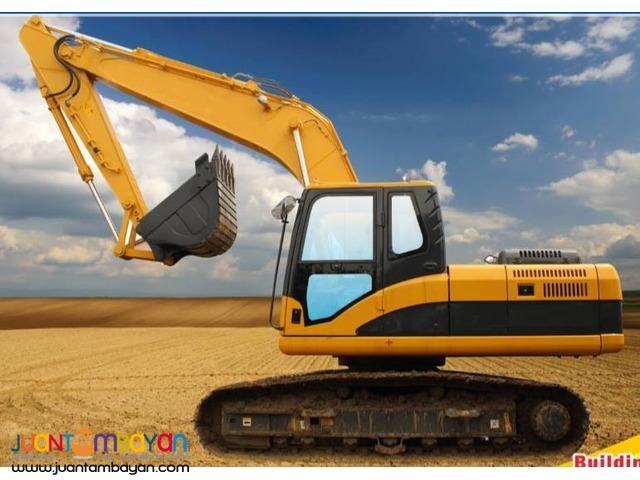 PT360 backhoe excavator