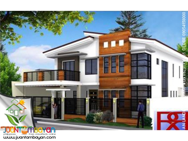 we offer HOUSE CONSTRUCTION thru Bank Loan for your dream house