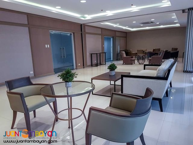 Ready for Occupancy condo for sale in Vista Shaw Mandaluyong