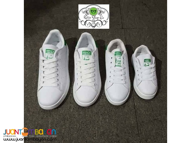 new product 1d486 93760 SALE - Adidas Stan Smith SHOES - FAMILY SHOES SET