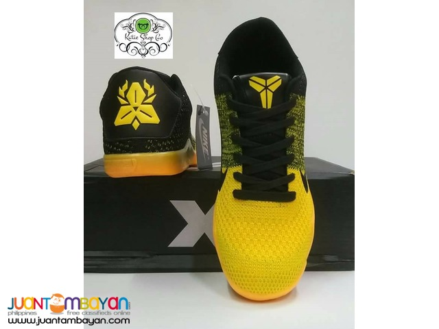the best attitude 225b3 c9ee9 SALE - Nike Kobe 11 BASKETBALL SHOES - MENS RUBBER SHOES