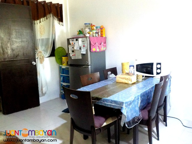 KARL'S TOWN-I Mandaue Ready for Occupancy For Assume 800k