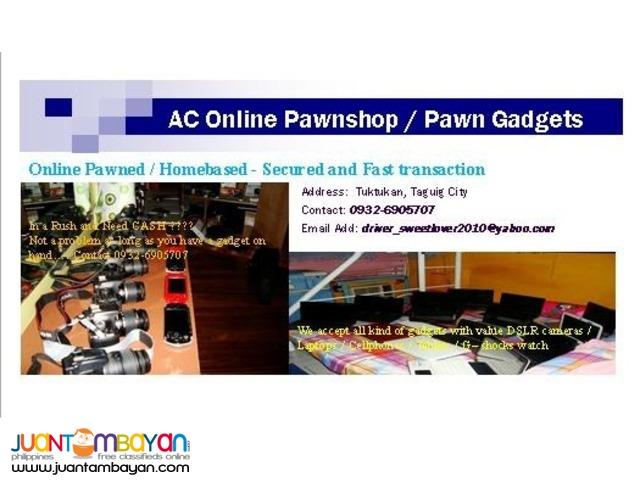 Sangla Laptop Dslr Camera Online Pawn Gadget Sanglaan Ng Gadget