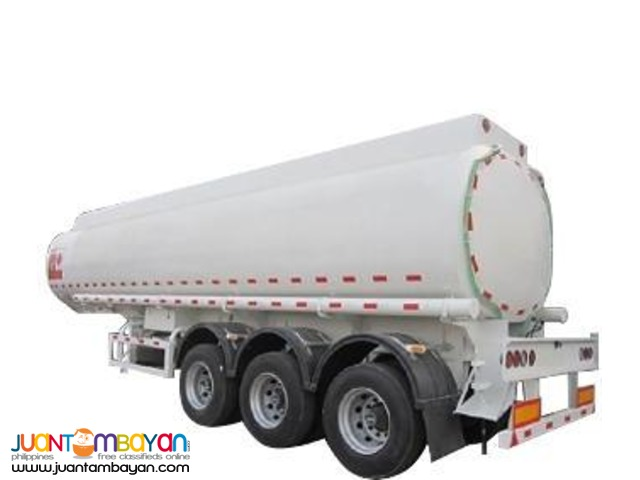CLY9402GRY diesel tank trailer
