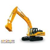 LONKING CDM6225 hydraulic excavator