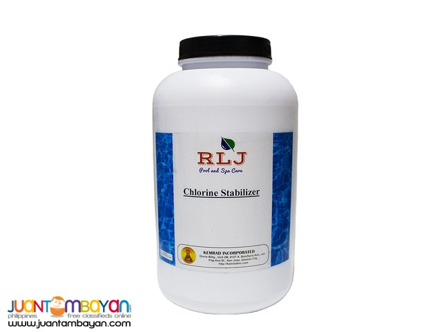 Chlorine Stabilizer for Swimmingpools