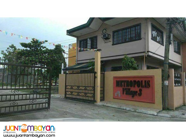 Flood free ready for occupancy Pasig City