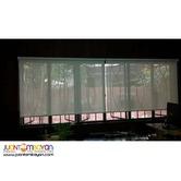 Roll up Window Blinds-Sunscreen