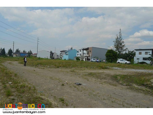 Pre selling residential lots for sale Pasig City- Flood free area