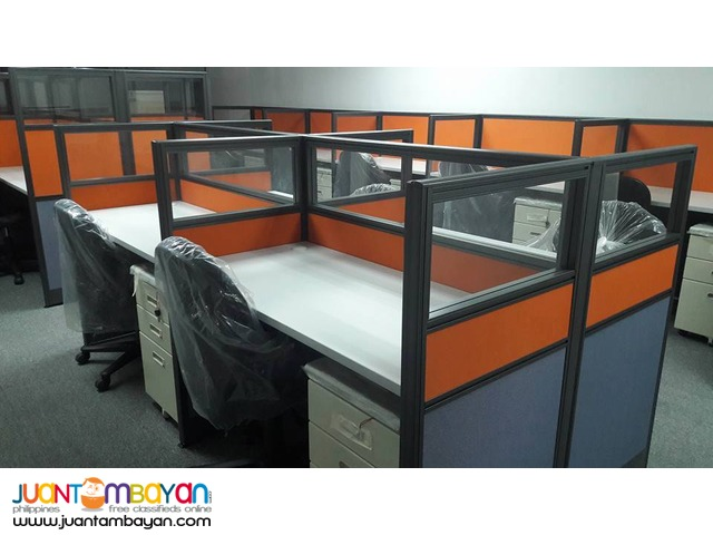 Office Modular Partition from JVSG