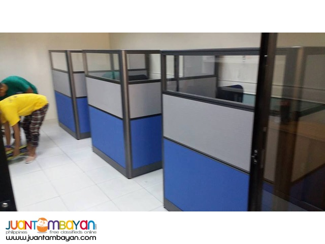Modular type Office Cubicles by JVSG