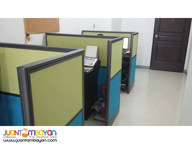 Partitions and Furniture Office Cubicles
