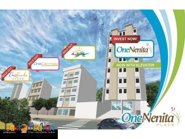 Free parking condo units for sale Quezon City