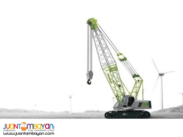 ZCC 800 crawler crane,Zoomlion