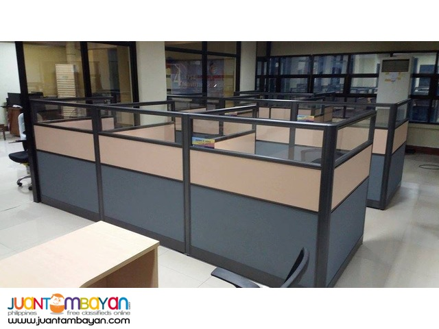 Office Modular Office Partition by JVSG